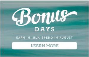 bonusdays