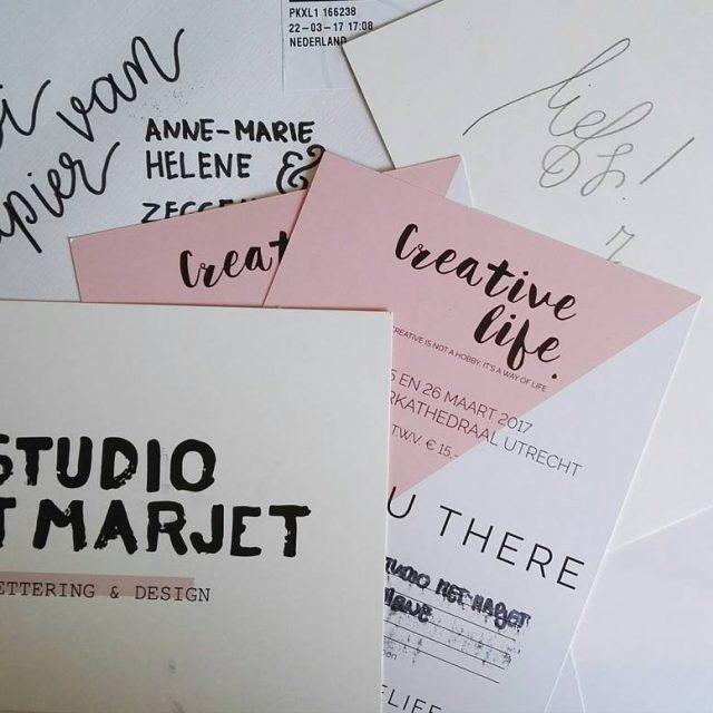 Happymail!!! Dankjewel metmarjet creativelifeevent metmarjet mooivanpapier lovelystamping