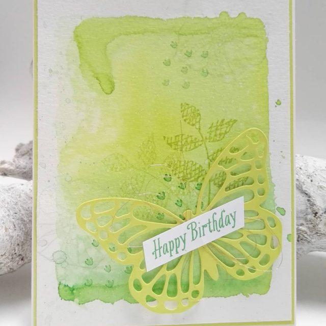 Verjaardagskaartje oud en nieuw combineren prachtig! stampinup stampinupdemonstrator cardmaking ijsselmuidenkampen