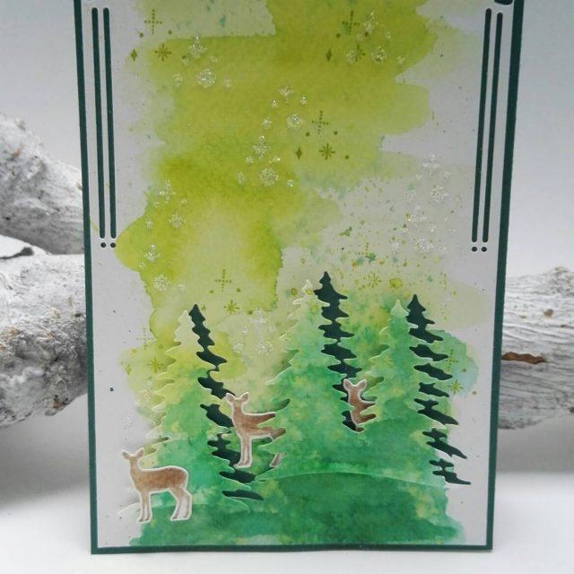 Carols of Christmas papercraft stamping stampinup staminupdemonstrator ijsselmuidenkampen christmasinjuly