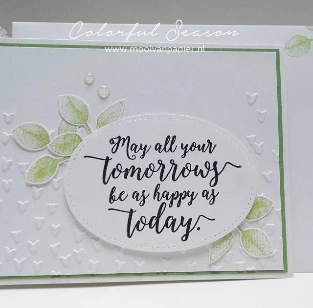Felicitatiekaart voor een huwelijk in opdracht Geinspireerd op de uitnodiginghellip