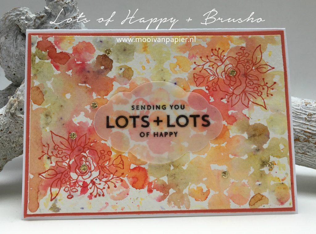 Lots of Happy Cardkit
