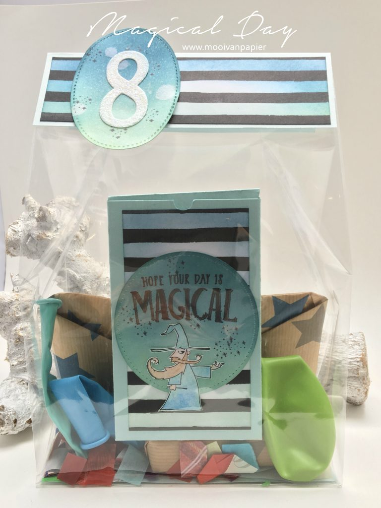 Stampin'Up! Magical Day