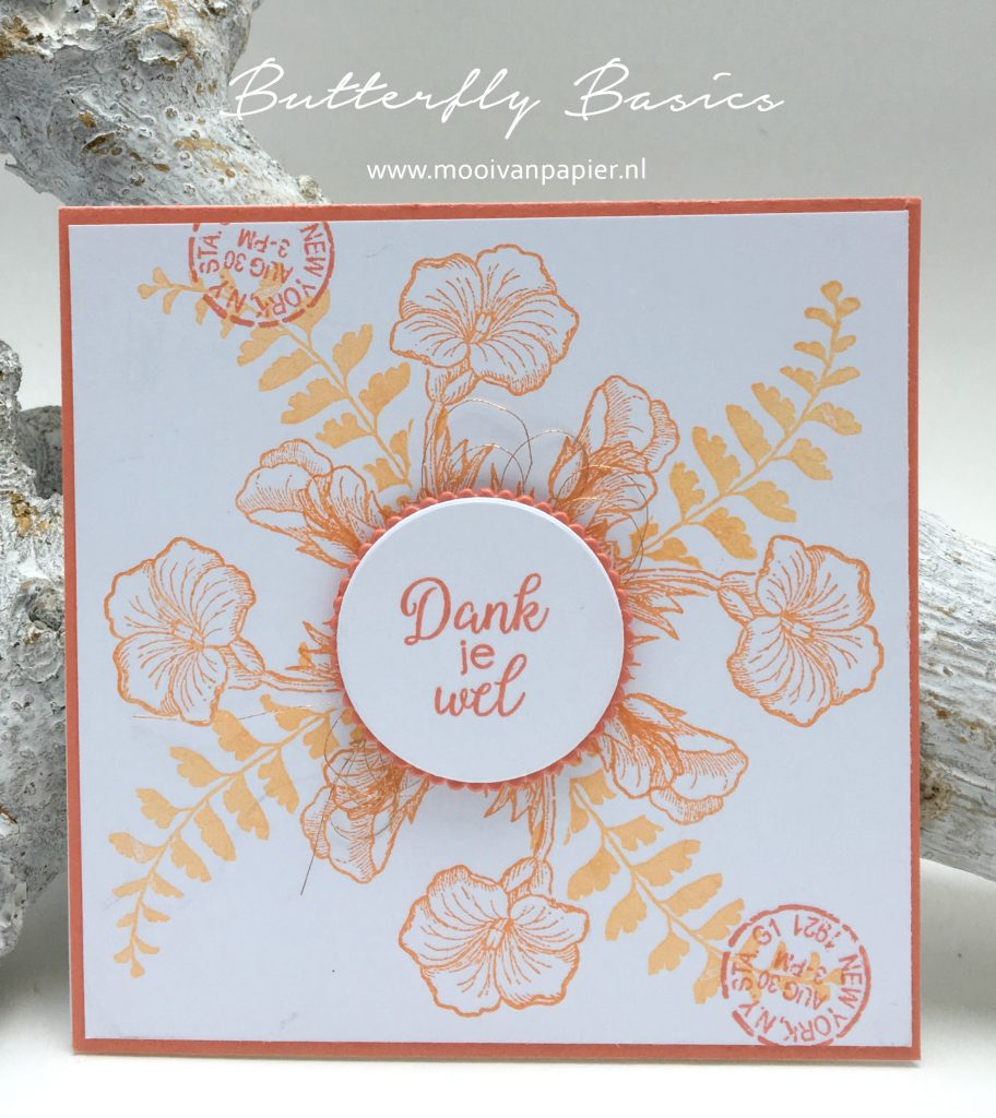 Stampin'Up! Butterfly Basics