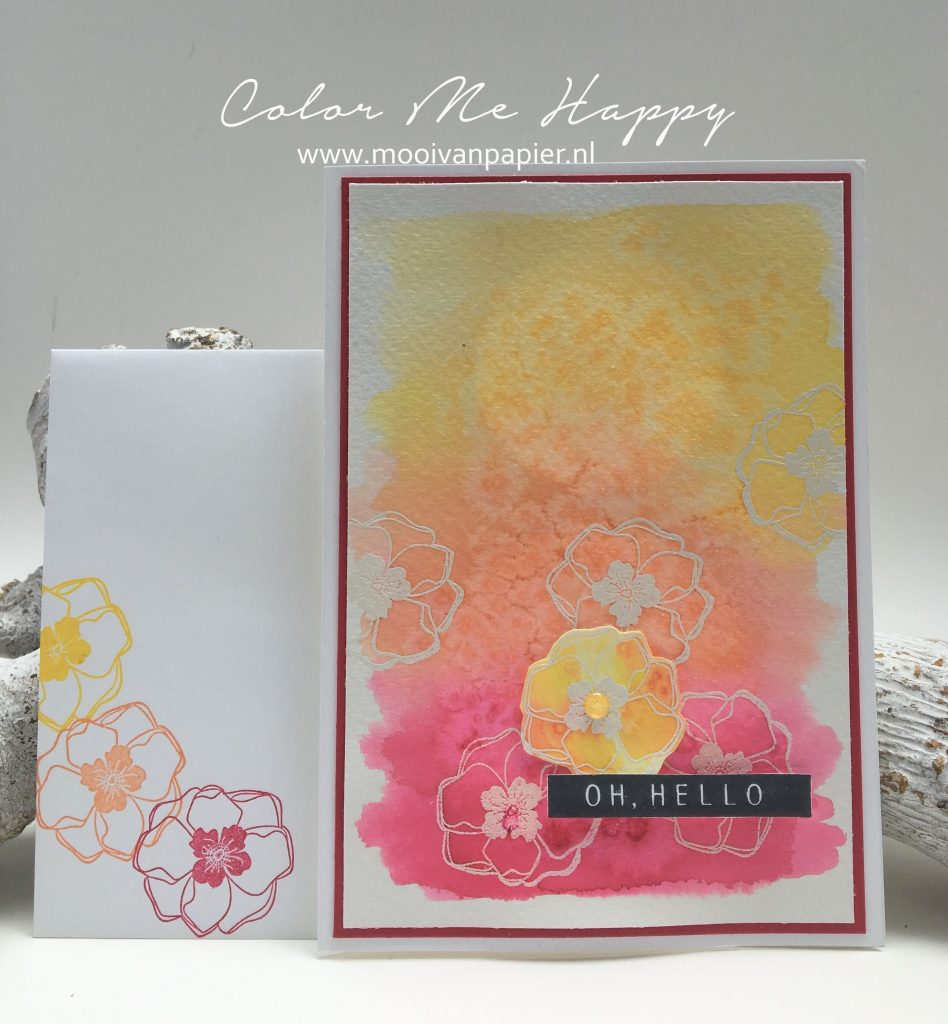 Stampin'Up! Color me
